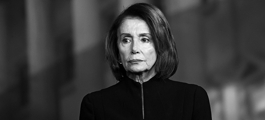 House Speaker Nancy Pelosi. (photo: Eric Thayer/NYT)