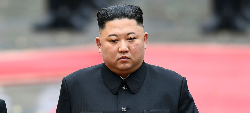 North Korean leader Kim Jong Un. (photo: Getty)