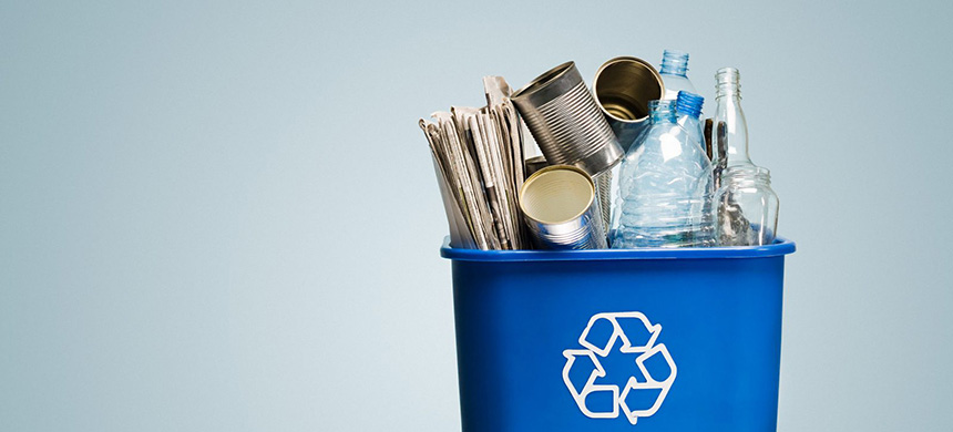 Recycling. (photo: Getty Images)