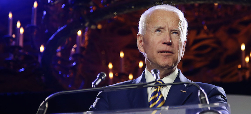 Joe Biden. (photo: Frank Franklin II/AP)