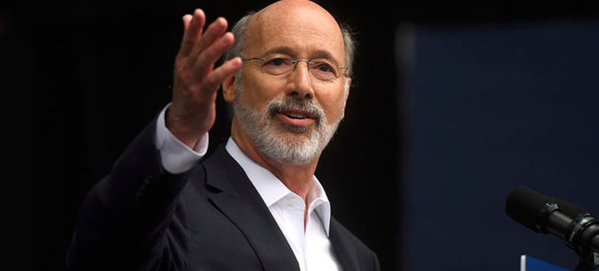 Pennsylvania Gov. Tom Wolf. (photo: Getty)
