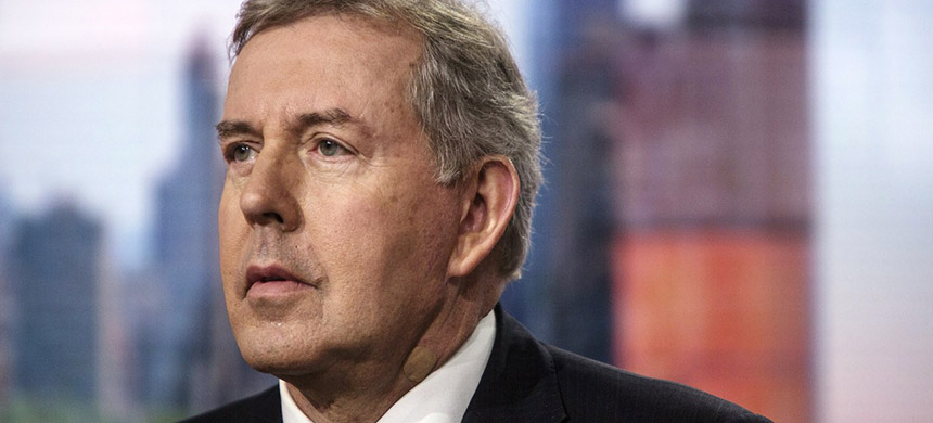 Kim Darroch. (photo: Victor J. Blue/Bloomberg/Getty Images)