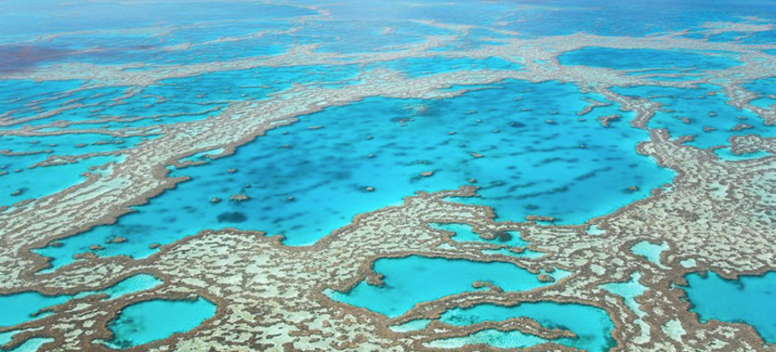 Great Barrier Reef. (photo: Getty)