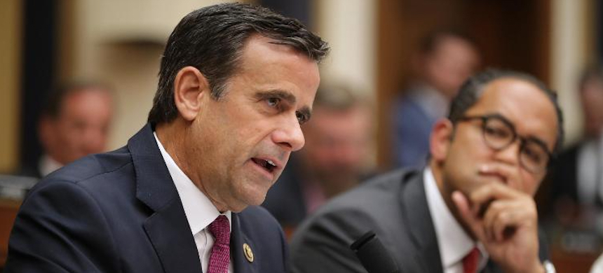 John Ratcliffe. (photo: Chip Somodevilla/Getty Images)