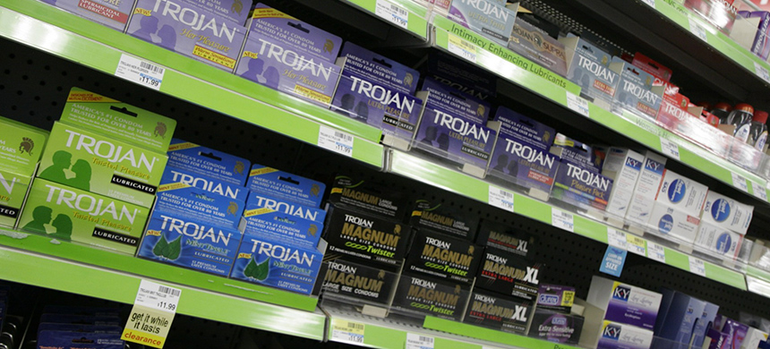 Condoms for sale. (photo: Getty Images)