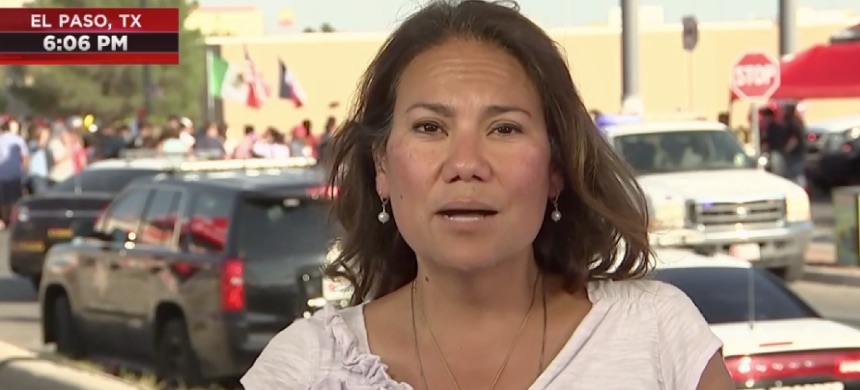 El Paso  Rep. Veronica Escobar. (photo: MSNBC)