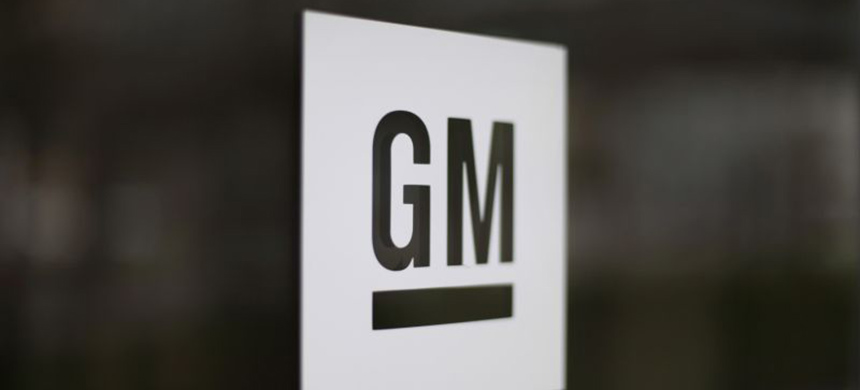 This May 16, 2014, file photo shows the General Motors logo at the company's world headquarters in Detroit. The United Auto Workers union is letting its contract with General Motors expire just before midnight Saturday, Sept. 14, 2019, increasing the likelihood of a strike as early as Sunday night. (photo: Paul Sancya/AP)