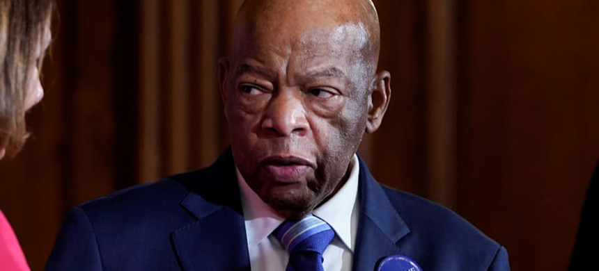 John Lewis. (photo: Reuters)