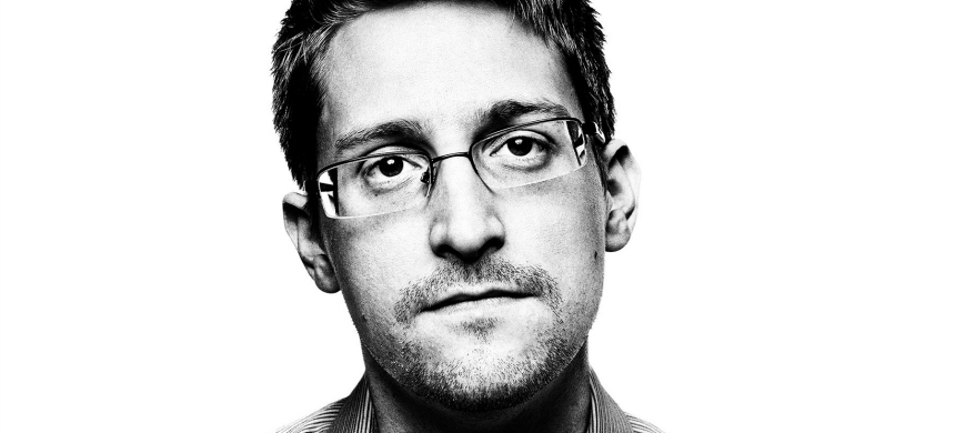 Edward Snowden. (photo: Wired)