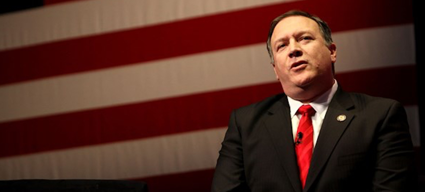 Mike Pompeo. (photo: OZY)