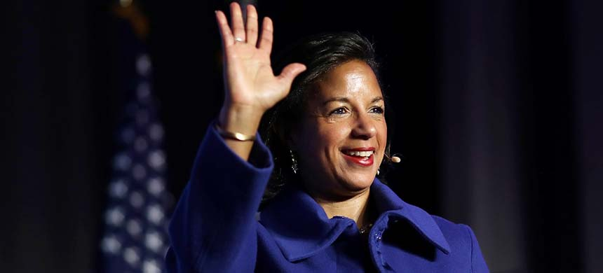 Susan Rice. (photo: Win McNamee/Getty Images)