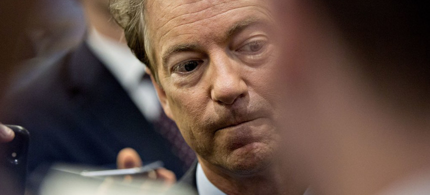 Sen. Rand Paul. (photo: Andrew Harrer/Getty)