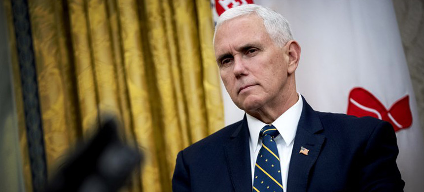 Vice President Mike Pence. (photo: Getty)