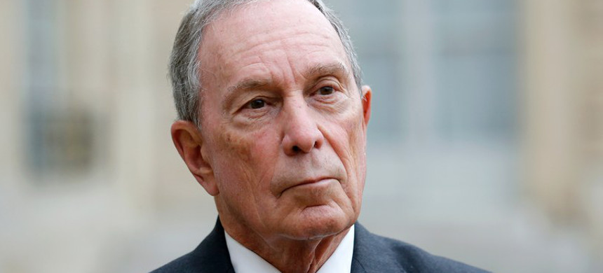 Michael Bloomberg. (photo: Getty Images)