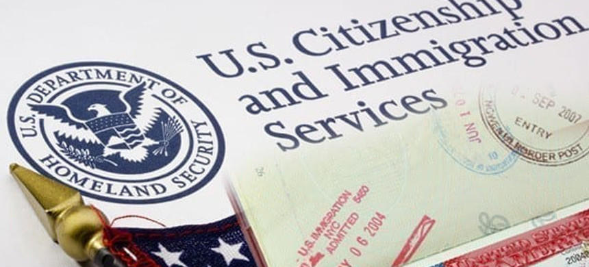 United States Citizen and Immigration Services. (photo: iStock)