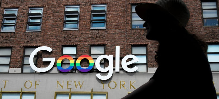 The secret scheme involves the transfer to Google of healthcare data held by Ascension, the second largest healthcare provider in the US. (photo: Drew Angerer/Getty)