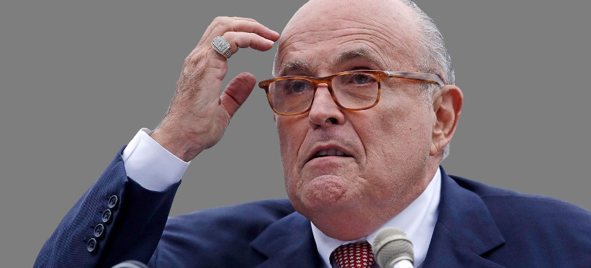 Rudy Giuliani. (photo: Getty)