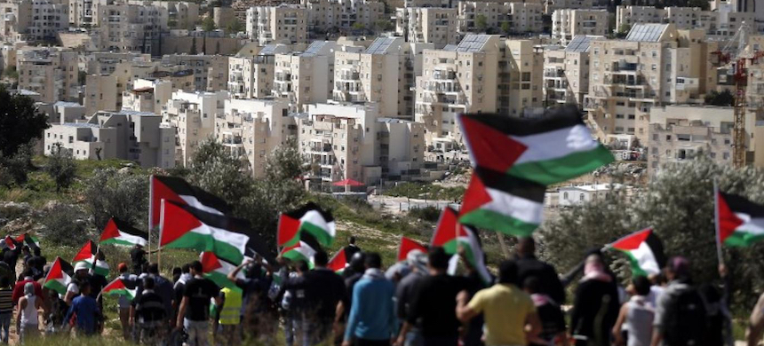 According to several United Nations Security Council resolutions, the most recent in 2016, Israeli settlements are illegal under international law as they violate the Fourth Geneva Convention. (photo: AFP)