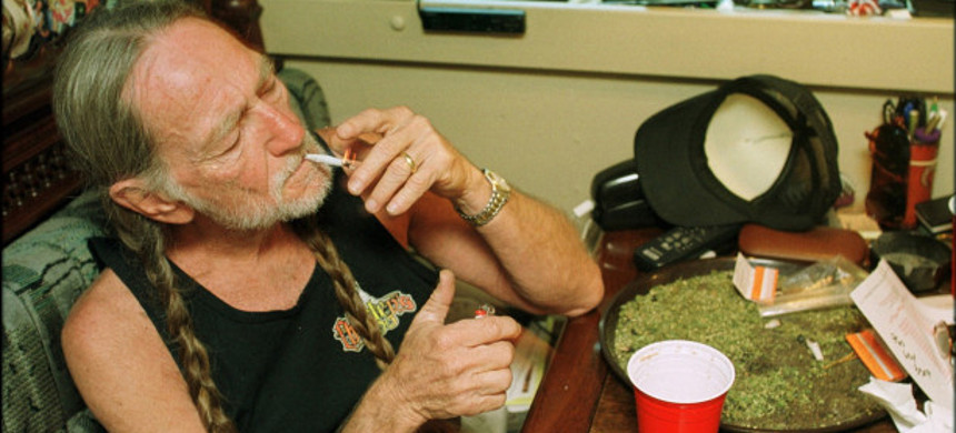 Willie Nelson. (photo: Getty)