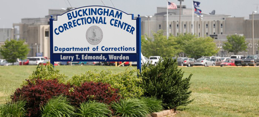 Buckingham Correctional Center. (photo: VICE)