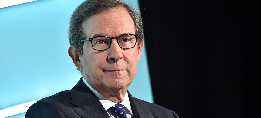 'Trump has also been engaged in a running war with Fox News anchor Chris Wallace.' (photo: Fox News)