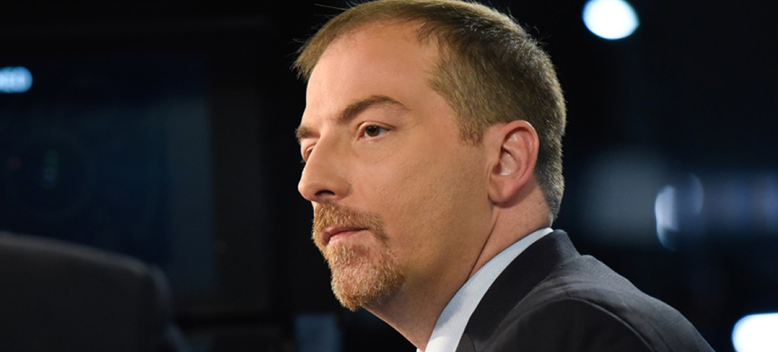 Chuck Todd. (photo: Michele Eve Sandberg/Shutterstock)