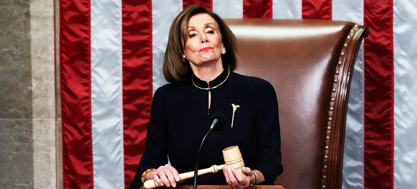 Nancy Pelosi. (photo: Getty Images)