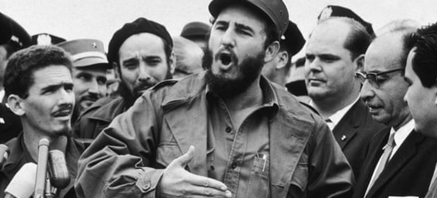 Fidel Castro. (photo: New York Times Co.)