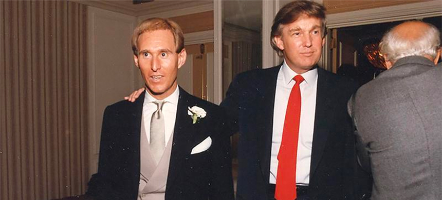 How long can Donald Trump escape the same fate as those who have served his interests? (photo: Unknown)