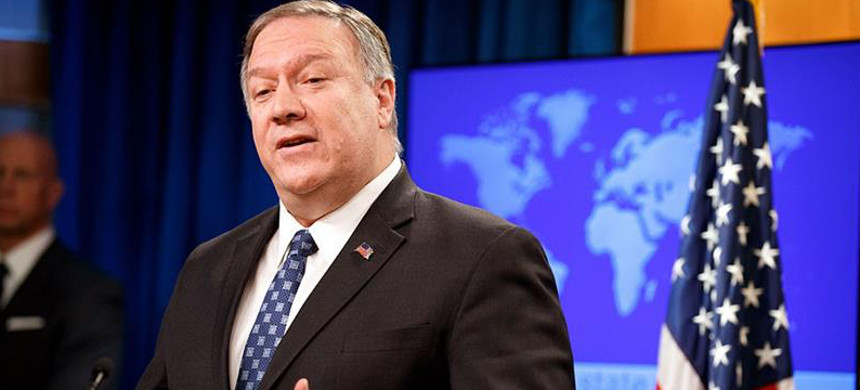 Secretary of State Mike Pompeo. (photo: Jacquelyn Martin/AP)