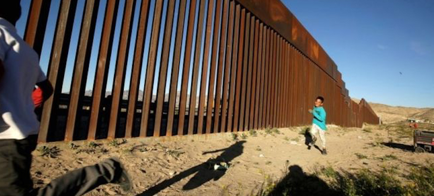The price tag for the president's border wall, now projected to be 576 miles long, has pushed past $11 billion. (photo: STAR FM)