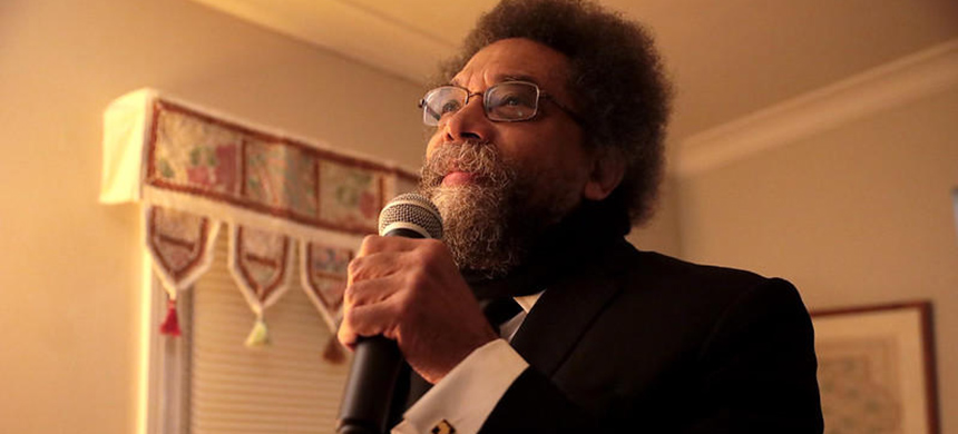Cornel West. (photo: Gage Skidmoore/MPR)