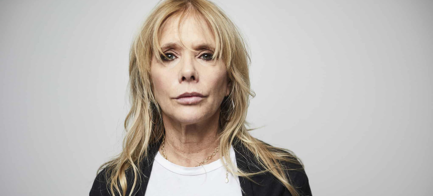 Rosanna Arquette: 'Everyone forgets it's Harvey Weinstein on trial, not these women.' (photo: Matt Licari/Invision/AP)