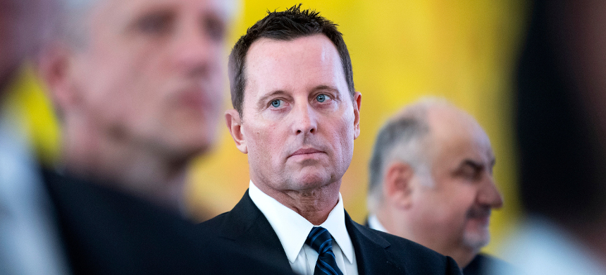 Richard Grenell. (photo: Getty)