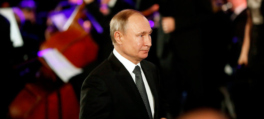 American intelligence agencies concluded that Russia, on the orders of President Vladimir V. Putin, interfered in the 2016 presidential election. (photo: Emmanuel Dunand/AFP)
