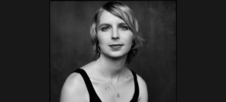 Chelsea Manning, photographed in Washington, D.C., in January 2018. (photo: Jesse Dittmar/Redux)