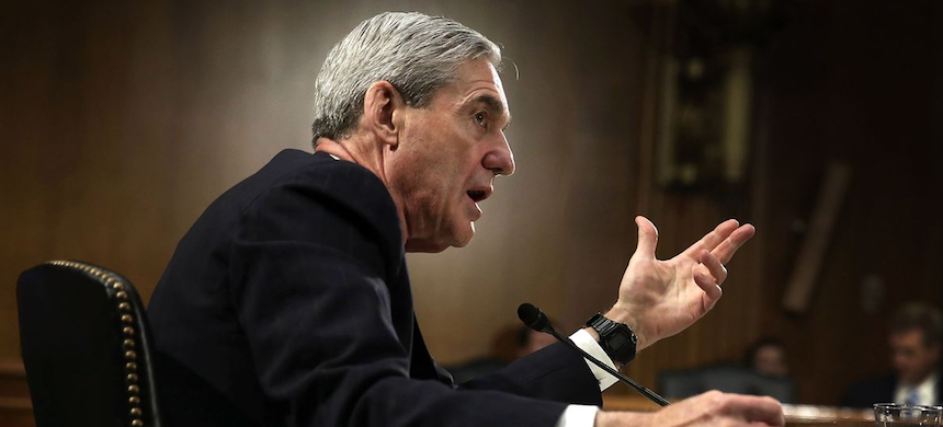 Robert Mueller. (photo: Alex Wong/Getty Images)