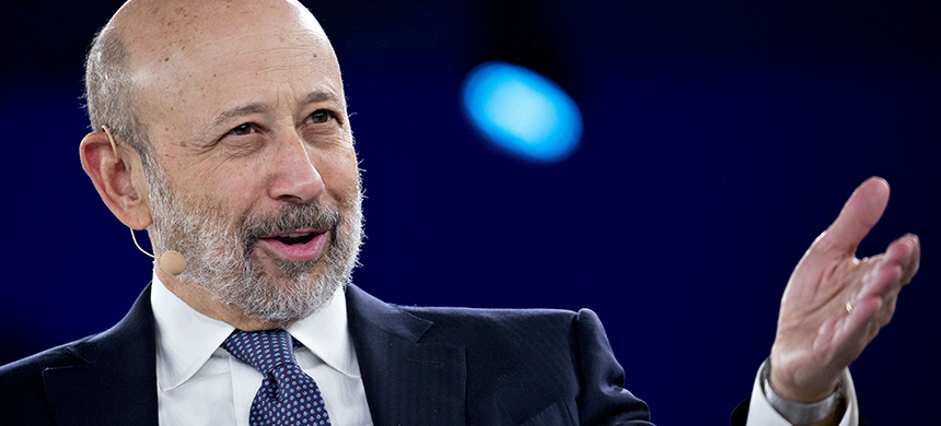 Goldman Sachs Chief Executive Lloyd Blankfein has run the firm longer than anyone since Sidney Weinberg, who died in 1969. (photo: Andrew Harrer/Bloomberg News)