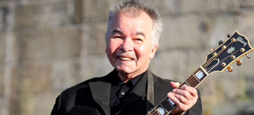 American songwriter John Prine, seen here in 2010, has died. (photo: Douglas Mason/Getty)