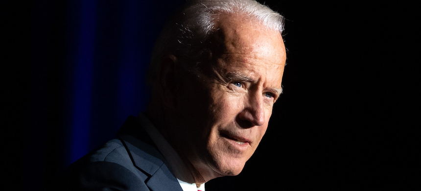 Joe Biden. (photo: Saul Loeb/Getty Images)