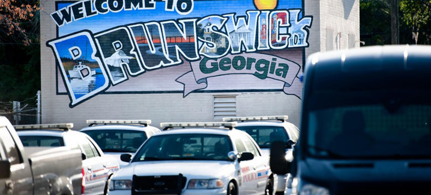 'Justice in South Georgia,' Olivia Pearson said a few days ago, 'is hard to achieve for African Americans.' (photo: Sean Rayford/Getty Images)