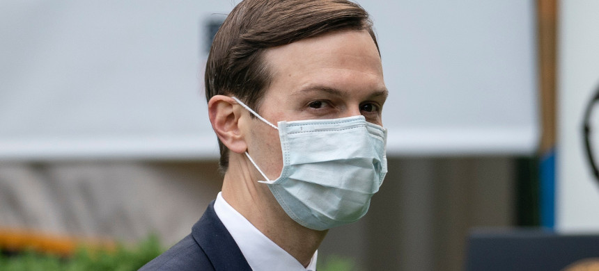 Jared Kushner. (photo: Drew Angerer/Getty Images)
