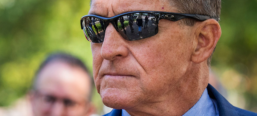 Michael Flynn. (photo: VICE)