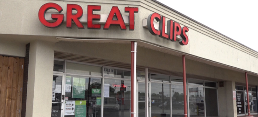 Great Clips in Missouri. (photo: KY3)