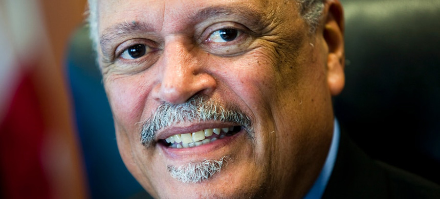 Judge Emmet G. Sullivan. (photo: Dominic Bracco II/WP)