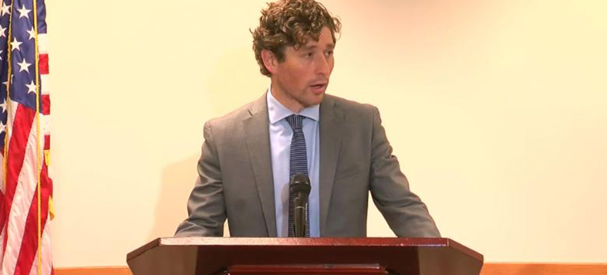Minneapolis Mayor Jacob Frey called the firing of the officers 'the right decision for our city.' (photo: CNN)