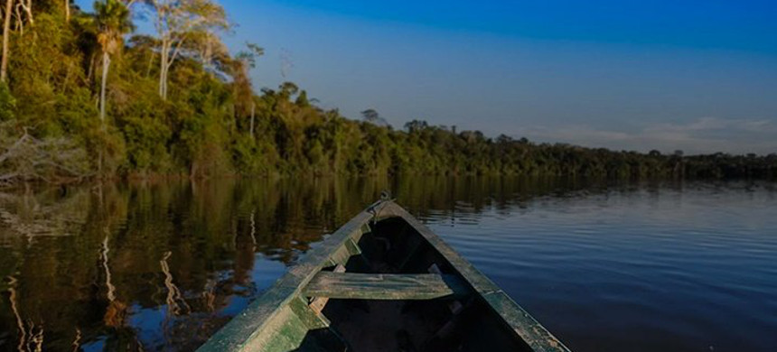The Sacred Head Waters of the Amazon. (photo: Pachamama Alliance)