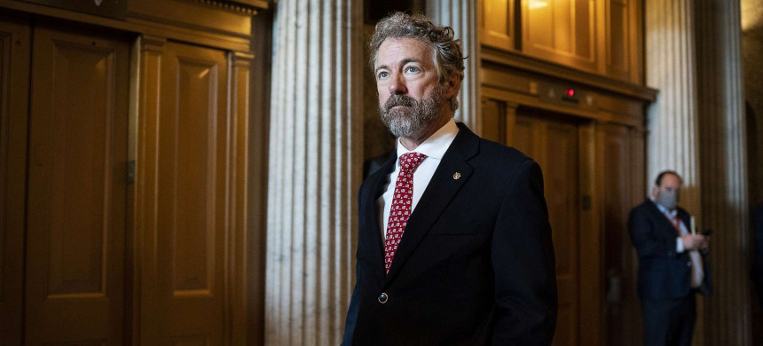 U.S. senator Rand Paul. (photo: Getty)