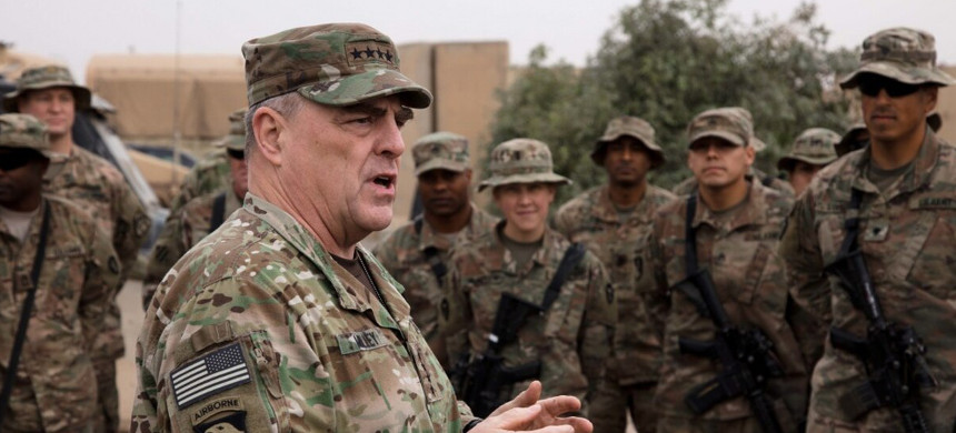 Gen. Mark A. Milley. (photo: Spc. Avery Howard/Army)
