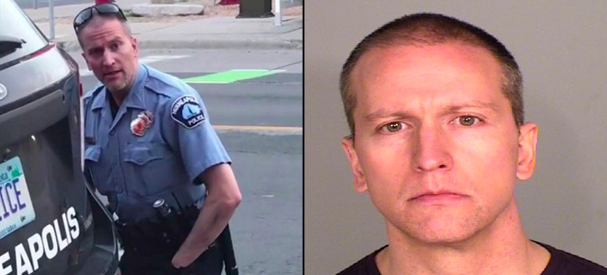 Derek Chauvin Minneapolis Officer Charged With Killing George Floyd Is Still Eligible For 1 Million Pension